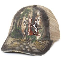 08a2f4eb HoundStyle Treeing Dog Hat #hunting #coonhunting #coon #coonhunter  #hounddog #Redbone