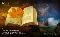 """Ogni poesia è misteriosa....  http://www.otilfarg.com/ogni-poesia-e-misteriosa/ (articolo pubblicato anche nella comunity """"ILMIOLIBRO"""") OF"""