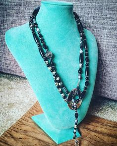 Check out this item in my Etsy shop https://www.etsy.com/listing/275883020/many-ways-to-wear-this-gorgeous-beaded