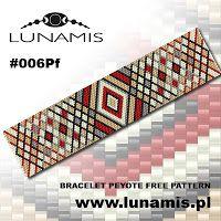 Lunamis - Pracownia biżuterii artystycznej: Wzory do pobrania / darmowe / free pattern