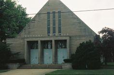 Bethany Lutheran Church --- I was baptized here