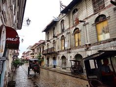 There's a lot to love about the Philippines. Cobblestone-lined Calle Crisologo in #Vigan City ranks near the top in terms of most interesting places to see in the Ilocos Region. A UNESCO Site since 1999 and recently named one of the New 7 Wonders Cities Vigan is the most well-preserved Spanish colonial city in all of Asia dating back to 1572. . Impressive as that is what's even more alluring is what has been lost to time. There is essentially no information out there on the pre-Spanish…