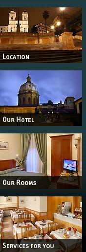 Rome: Hotel Smeraldo: one of the few deals still to be had in the capital. Rooms are respectable but the shower is the size of a cupboard. Location is a few minutes walk to the Campo de Fiori (Times Travel Top 100).
