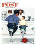 Love me some Norman Rockwell.