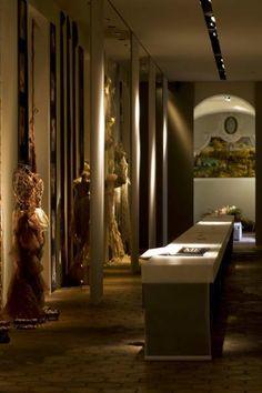 Museum of Fashion in Palazzo Biscari   Piazza Duca di Genova, 27 - Via Museo Biscari, 16   open Tues-Sun 10 am - 7 pm