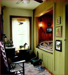Built-in Beds - Custom Home Magazine