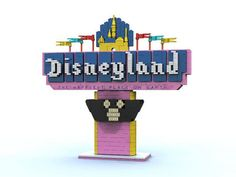 LEGO Disneyland