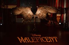 A general view at the private reception as costumes and props from Disney's 'Maleficent' are exhibited in support of Great Ormond Street Hos...