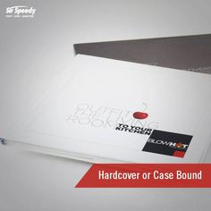 Types of Book Binding-Case Bound or Hardcover
