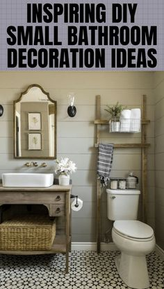 Fixer upper bathroom ideas easy rustic would totally approve of small home designer pro 2018 crack . fixer upper bathroom ideas home Small Bathroom Storage, Bathroom Styling, Bathroom Ladder, Toilet Storage, Bathroom Organization, Bathroom Chandelier, Bathroom Cupboards, Wall Cabinets, Ideas Baños