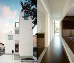 This amazing Tokyo house isn't quite seven-feet-wide, but its skinny exterior hides a comfortable living space you have to see to believe.