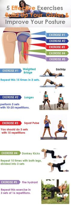 People who lead sedentary lifestyles often have issues with their glutes, as they can become atrophied and sore. These muscles actually play an essential role in optimizing the strength of the legs, stabilize the pelvis, and