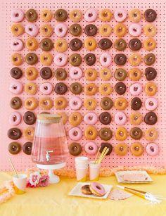 DIY Donut Pegboard |