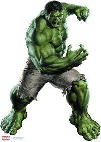 Avengers Movie - Hulk Standup