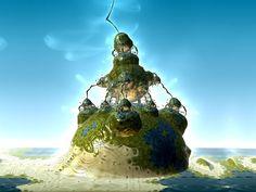 Bulb Island - Happy Birthday, Martina by Sabine62 on DeviantArt