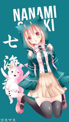 Chiaki Nanami ~ Korigengi   Wallpaper Anime