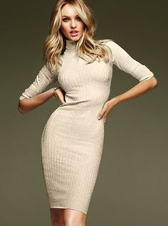Cotton Sweaterdress - Victoria's Secret