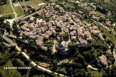 Chambre d'hôtes Le Val Des Nymphes à La Garde-adhemar en DROME PROVENCALE (La Drôme) N°G138725