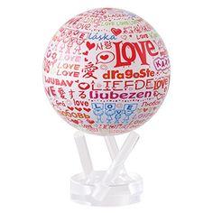 """4.5"""" Love Mova Globe"""