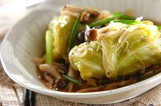 和風だしで煮た、あっさり優しい味のロールキャベツです。あっさりロールキャベツ[和食/煮もの]2015.03.09公開のレシピです。