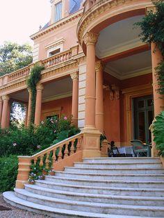 Villa Ocampo, San Isidro, Buenos Aires. Casa de la escritora argentina Victoria Ocampo donde se reunían célebres pensadores del siglo XX