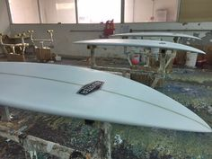 Surfboards after the