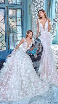 "Galia Lahav Spring 2017 Couture Wedding Dresses — ""Le Secret Royal"" Lookbook"