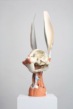 New Anatomical Artworks of Cartoon Characters by Hyungkoo Lee   Inspiration Grid   Design Inspiration