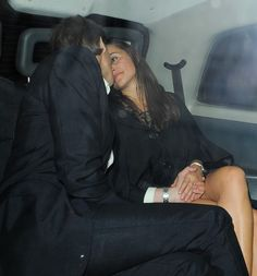 Pippa Middleton - Pippa Middleton and Nico Jackson Out in London