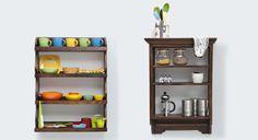 Wall Shelves - Jeeves & Gusteau