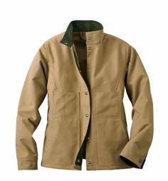 Cabela's: Filson® Women's Tin Cloth Creek Jacket
