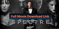 A cryptic message from Bond's past sends him on a trail to uncover a sinister…