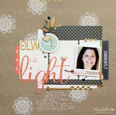 Challenge Tuesday | Sketch and OLW - Lily Bee Design