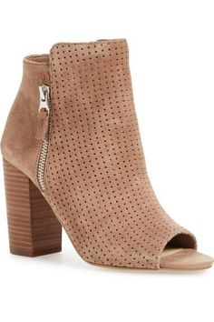 Open-Toed - Must-Have Fall Boot Styles - Southernliving. Especially for early…