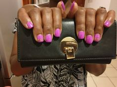 Nails by Cece It Is Finished, Purple, Nails, Finger Nails, Ongles, Nail, Viola, Sns Nails