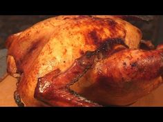 ▶ Apple Cider Turkey recipe by the BBQ Pit Boys - YouTube