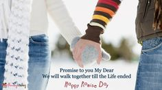 Wish You a Very Happy Promise Day. Please check out: http://goo.gl/yfozVi