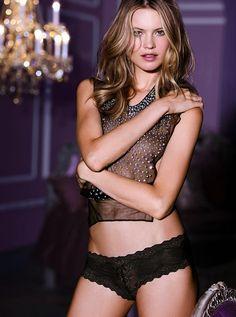 Behati Prinsloo for Victoria's Secret Lingeie, September 2013