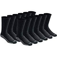 Dickies Men s Multi-pack Dri-tech Moisture Control Crew Socks Shoe Tennis Socks, New Apple Ipad, Size 13 Shoes, Work Socks, Tablet 7, Tech, Athletic Socks, Liner Socks, Schmuck