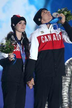 2014 OG Sochi - silver medallists