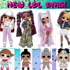 Lol Dolls, Cute Dolls, Learn Korean, Shiloh, Birthday List, Jar Crafts, Minecraft, Mickey Mouse, Lisa