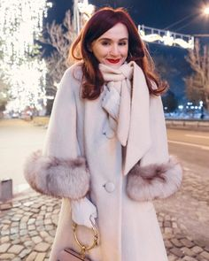 Fur Coat, Classy, Youtube, Model, Jackets, Outfits, Instagram, Fashion, Down Jackets
