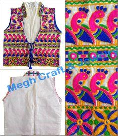 Belly dancer navratri wear embroidery work koti, indian traditional wear navratri embroidery work koti, lightweight  navratri wear embroidery work koti,