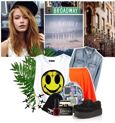 """""""The City is Calling..."""" by samibear123 ❤ liked on Polyvore"""