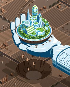 An amazing selection of isometric editorial illustrations created by Coen Pohl. Below you can find a fine selection of editorial illustrations created by Isometric Sketch, Isometric Art, Isometric Design, Grid Design, Design Art, Graphic Design, Illustrations, Illustration Art, Art Reference