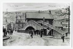 Famous old bridge, ponty.