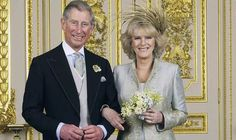 Prince Charles and Camilla Parker-Bowles wedding