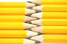 Today many people use mechanical pencils rather than regular pencils. Regular pencils went out of style because mechanical pencil are usually easier to deal with.