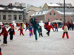 Talvisia kaupunkikuvia - Oulun kaupunki - Picasa-verkkoalbumit
