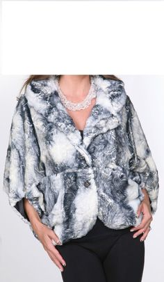 Grey Multi Jacket By Lindi - http://aquaboutique.com.au/shop/grey-multi-jacket-lindi/